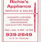 Richie's Appliance Repair